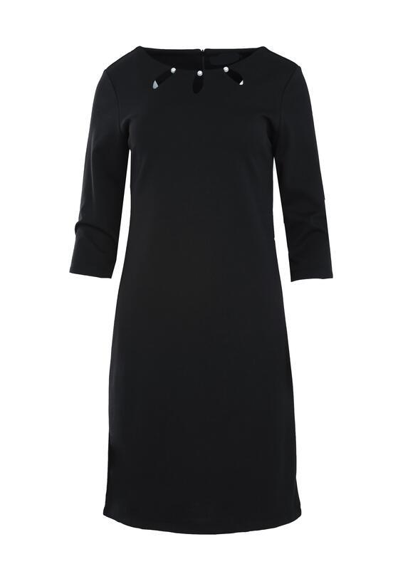 Czarna Sukienka Proper Date