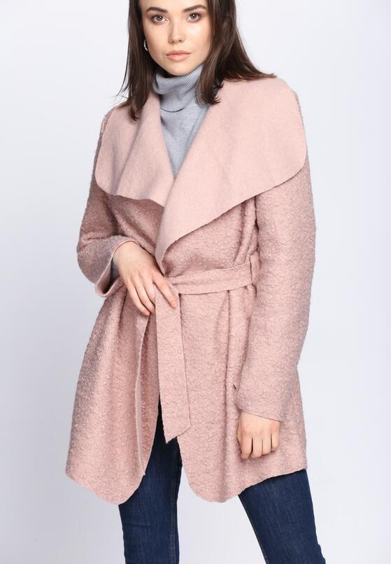 Różowy Płaszcz Inflame