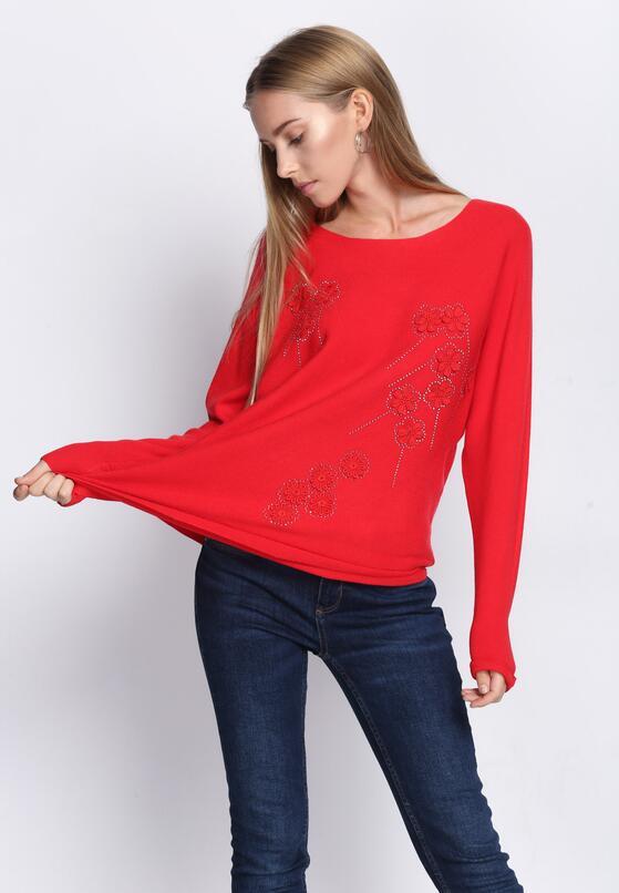 Czerwony Sweter Last Nite