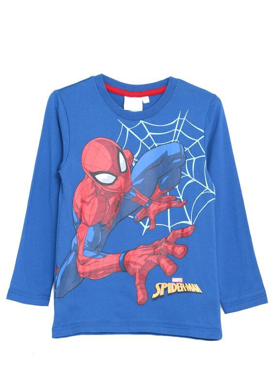 Ciemnoniebieska Koszulka Spider's State