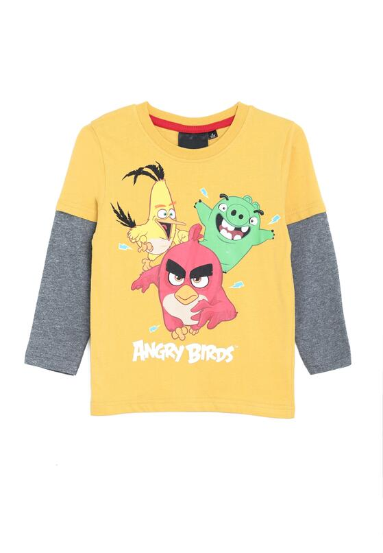 Żółta Koszulka Get Plate