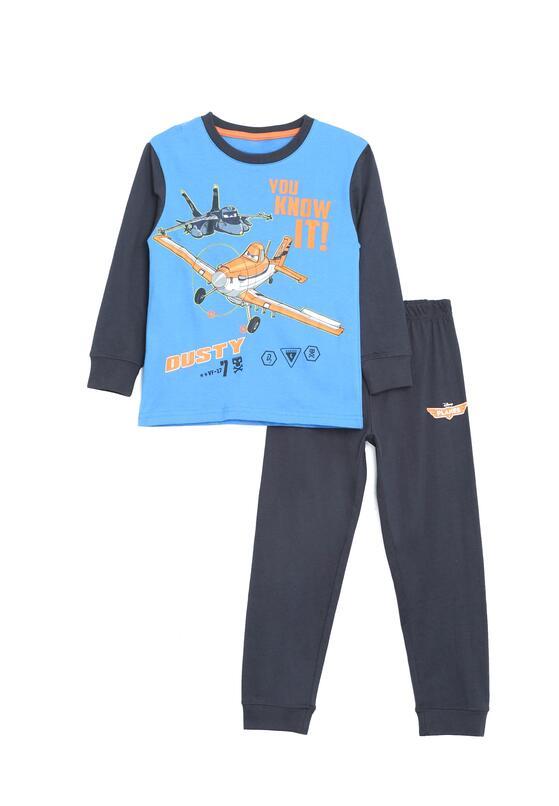 Niebieska Piżama Dusty