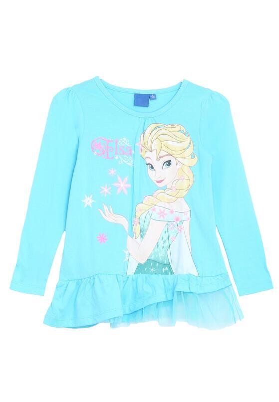 Jasnoniebieska Bluzka Snow Girl