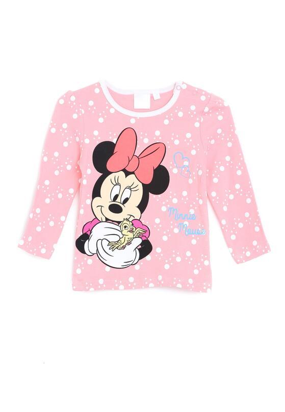 Różowa Koszulka Little Sister