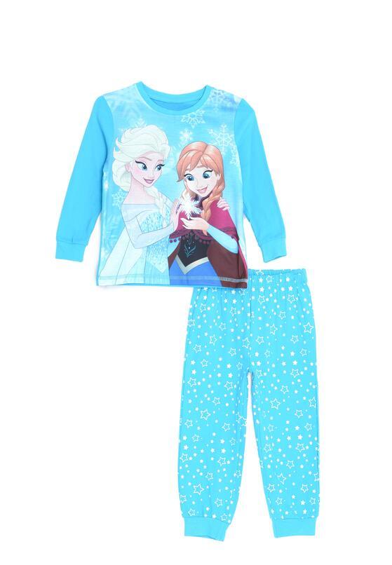 Jasnoniebieska Piżama Frosty Land