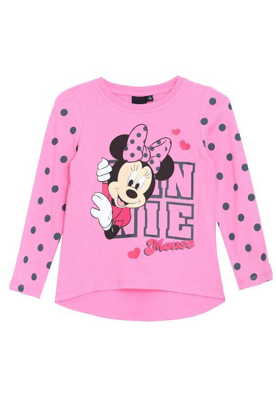 Fioletowa Koszulka Pink Girl
