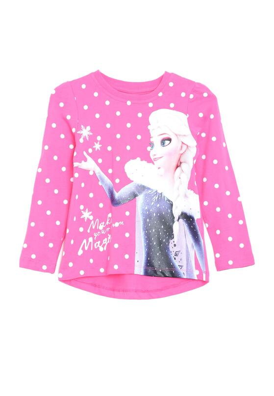 Różowa Bluzka Magic Spell