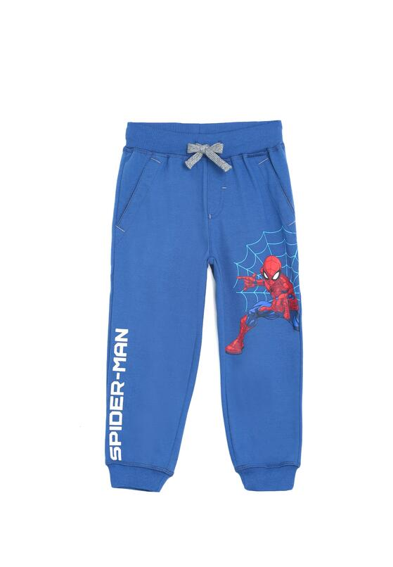 Niebieskie Spodnie Dresowe Your Man