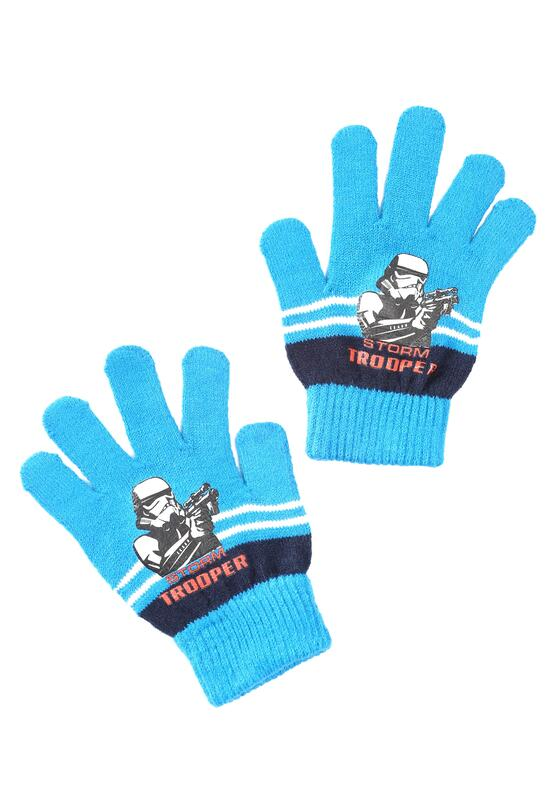 Niebieskie Rękawiczki Constable