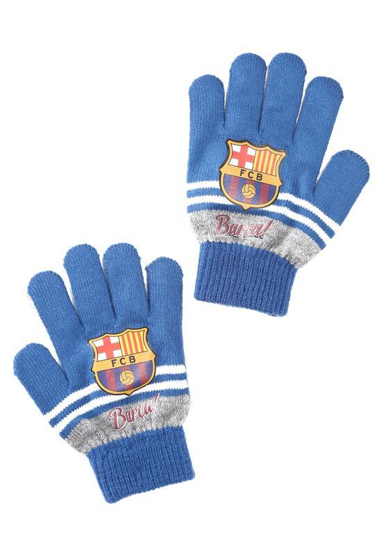 Ciemnoniebieskie Rękawiczki Defender