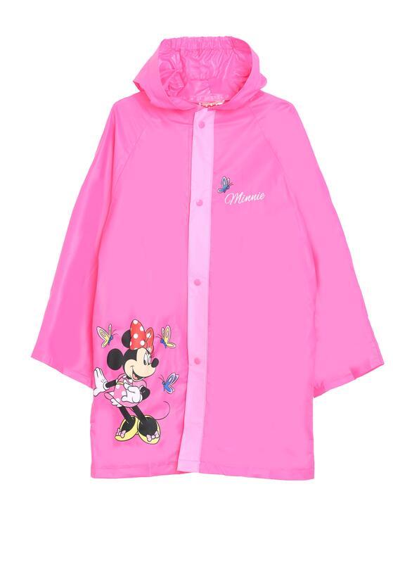 Różowy Płaszcz Rainy Day