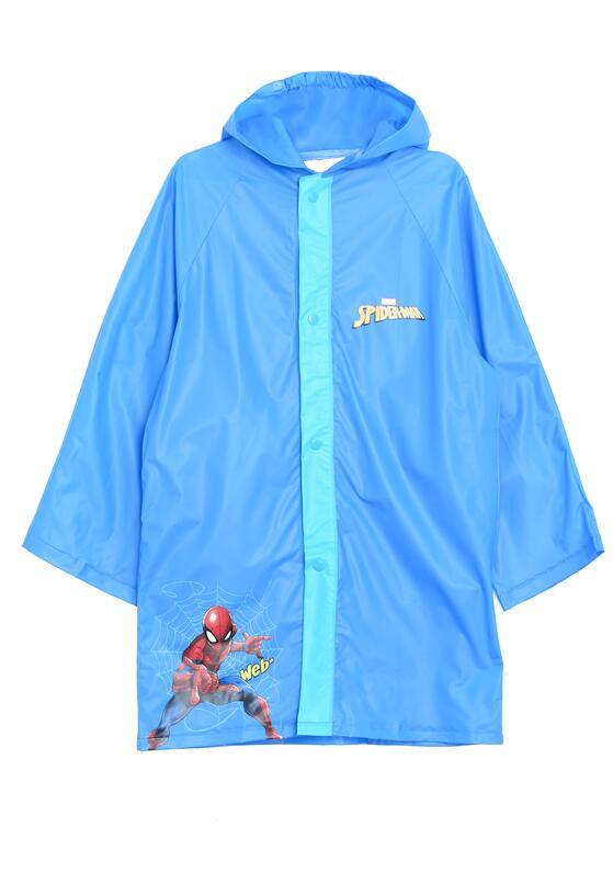 Ciemnoniebieski Płaszcz Marvel