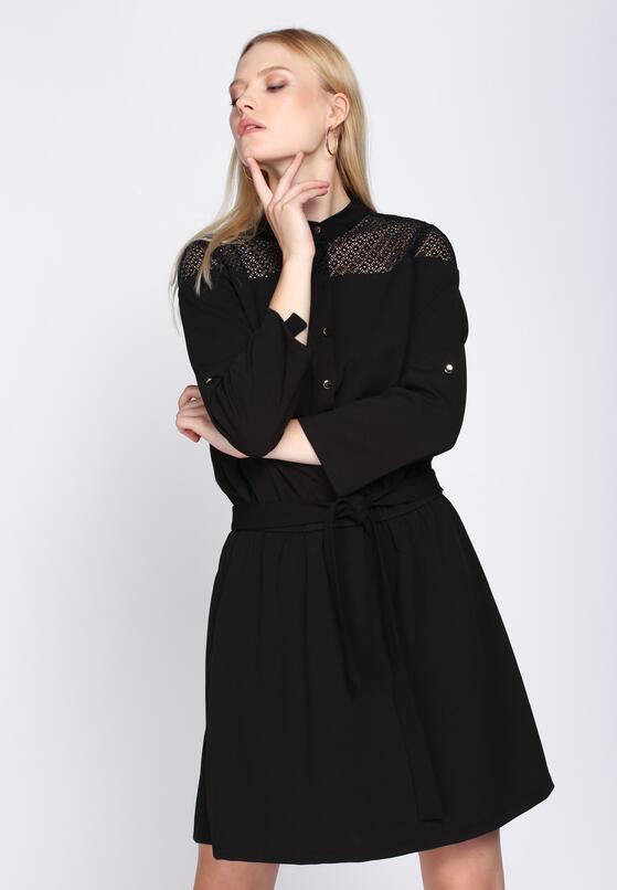 Czarna Sukienka Right In