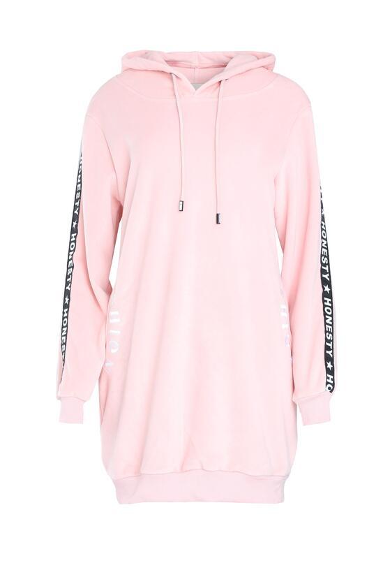 Różowa Bluza Honesty