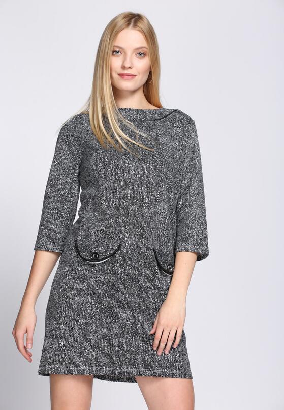 Czarna Sukienka Shame