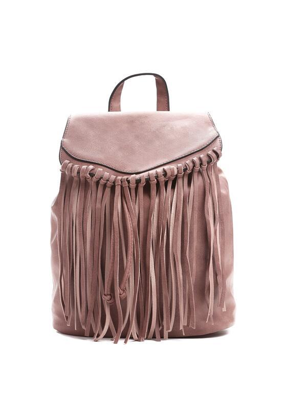Ciemnoróżowy Plecak Aching Love