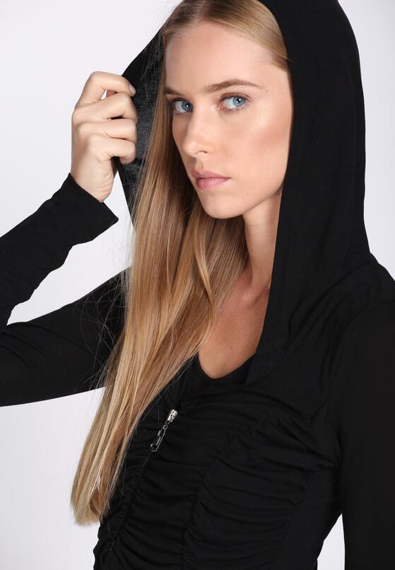 Czarna Bluza Woman Like You