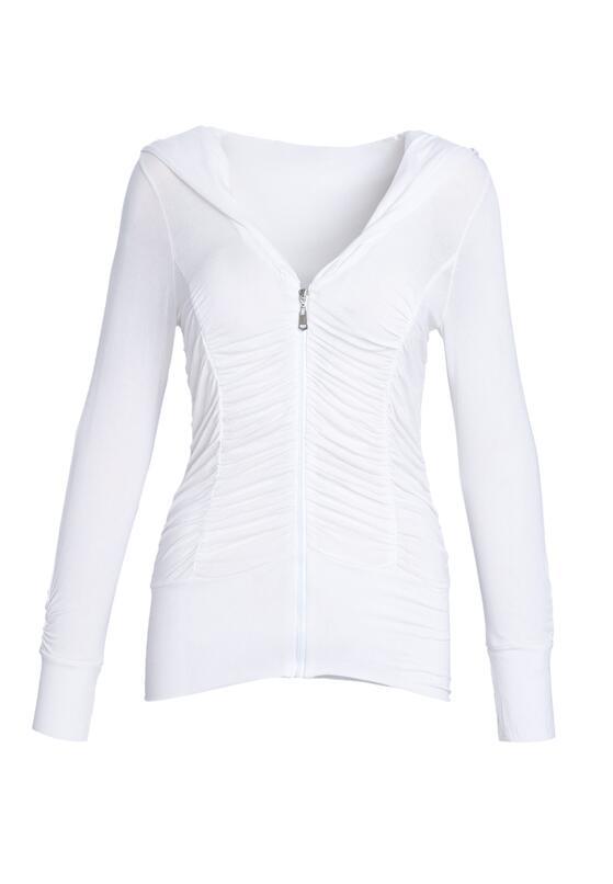 Biała Bluza Woman Like You