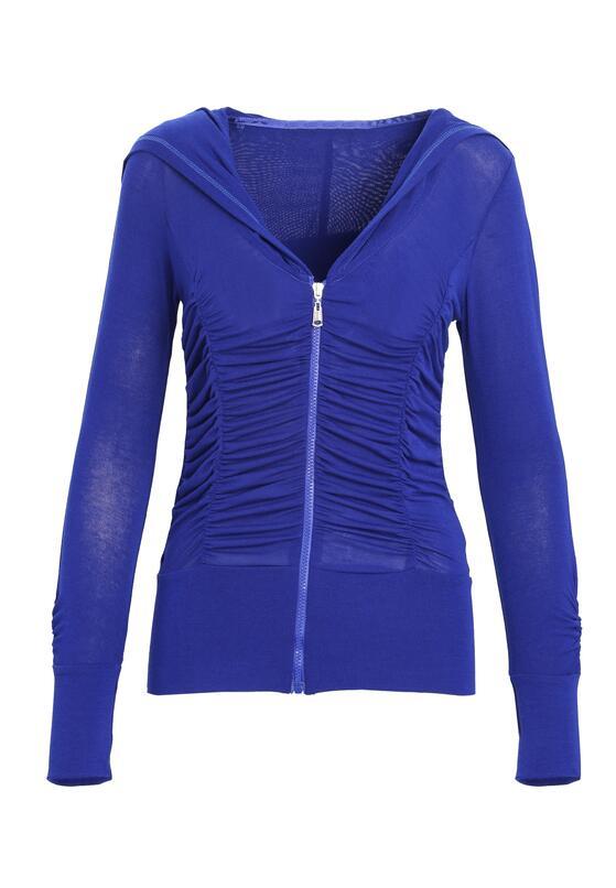 Ciemnoniebieska Bluza Woman Like You
