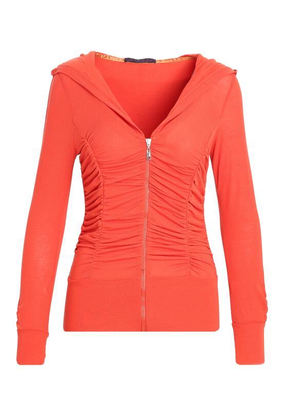 Pomarańczowa Bluza Woman Like You