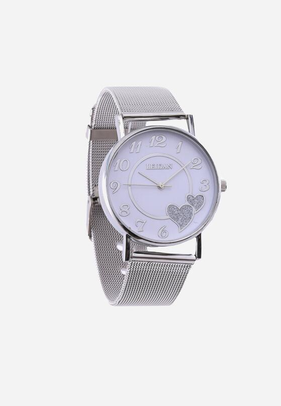 Srebrny Zegarek Domain