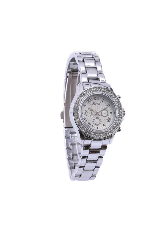 Srebrny Zegarek Magic Hour