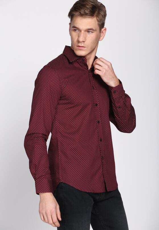 Bordowa Koszula Unobtainable