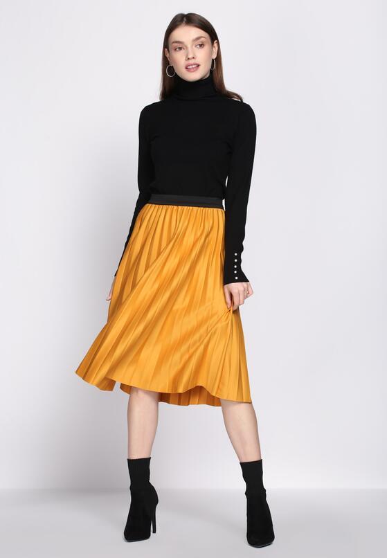 Żółta Spódnica Please Secret