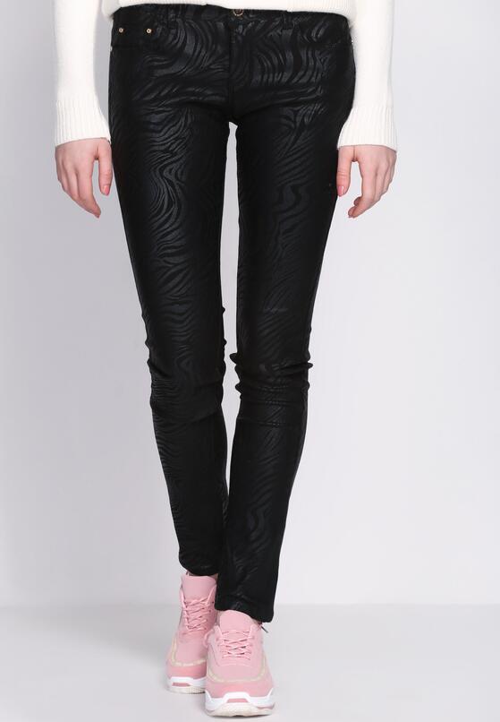 Czarne Spodnie Sunny Autumn