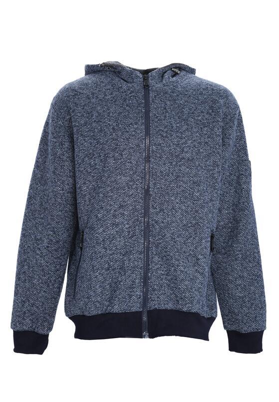 Granatowa Bluza Extrovert