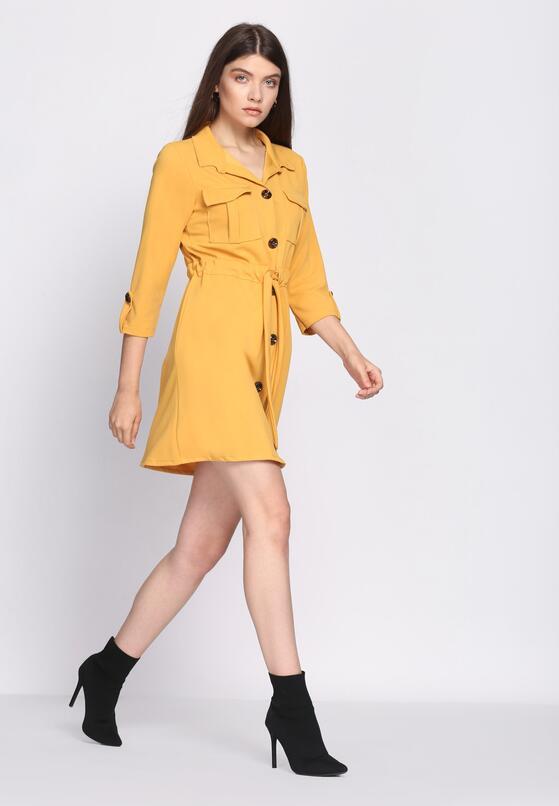 Żółta Sukienka Currently