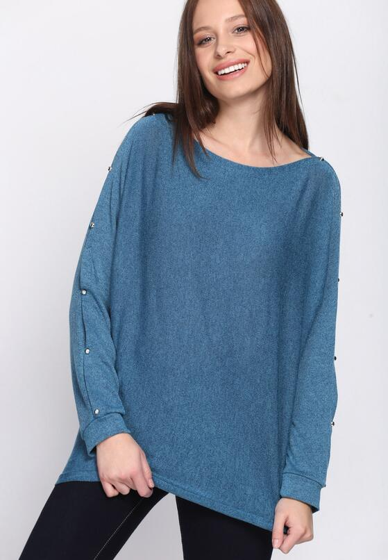 Niebieska Bluzka Concurrence