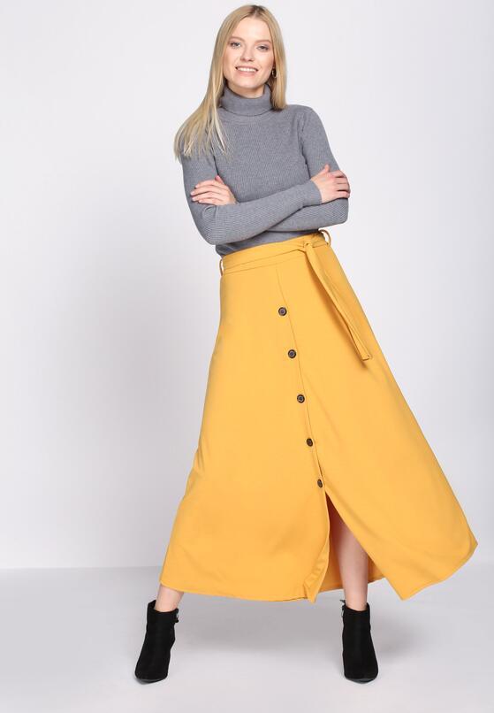 Żółta Spódnica Concord