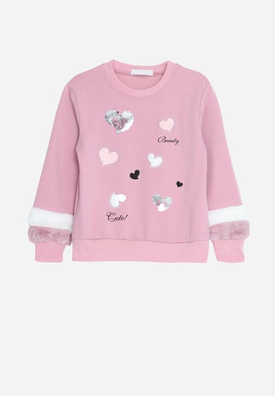 Różowa Bluza Your Hope