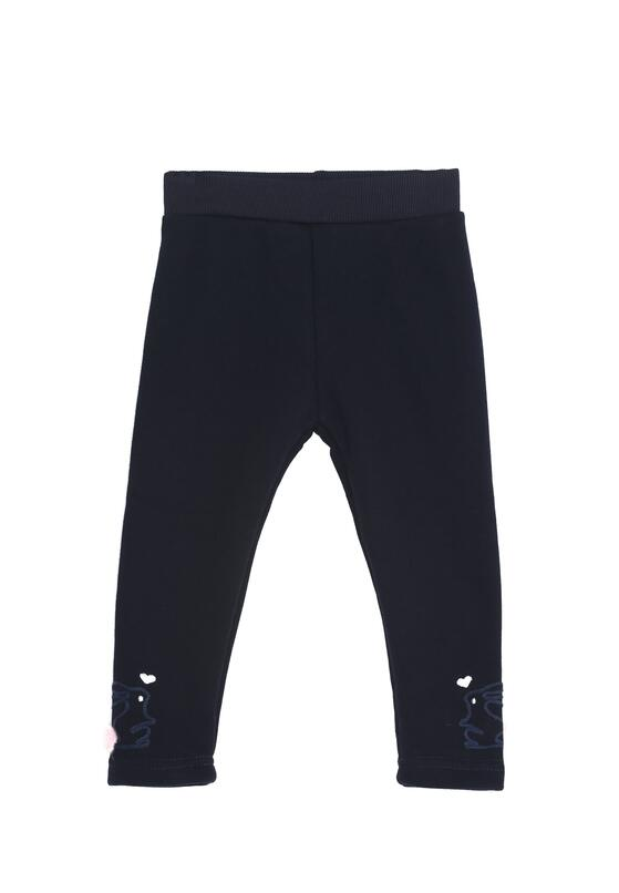 Granatowe Spodnie Big Idea