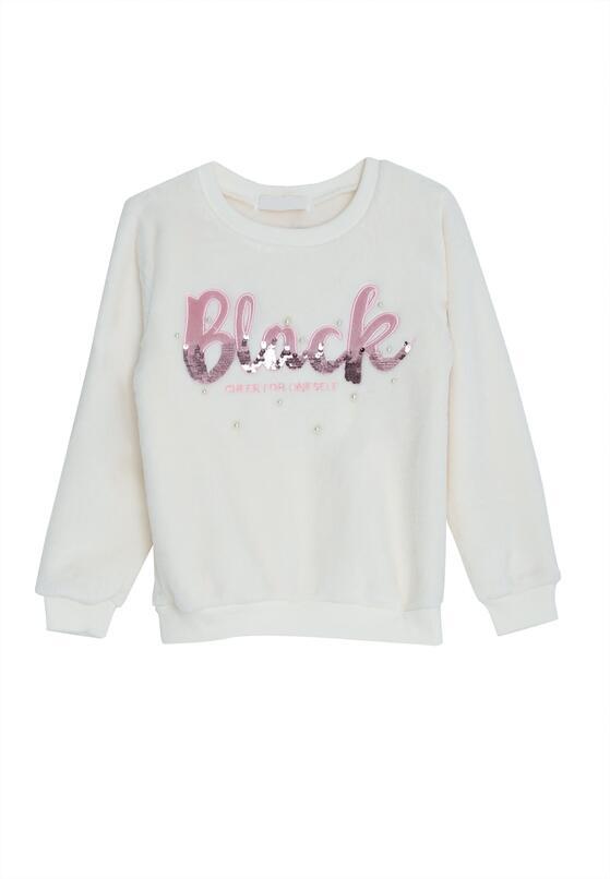 Kremowa Bluza Girlish