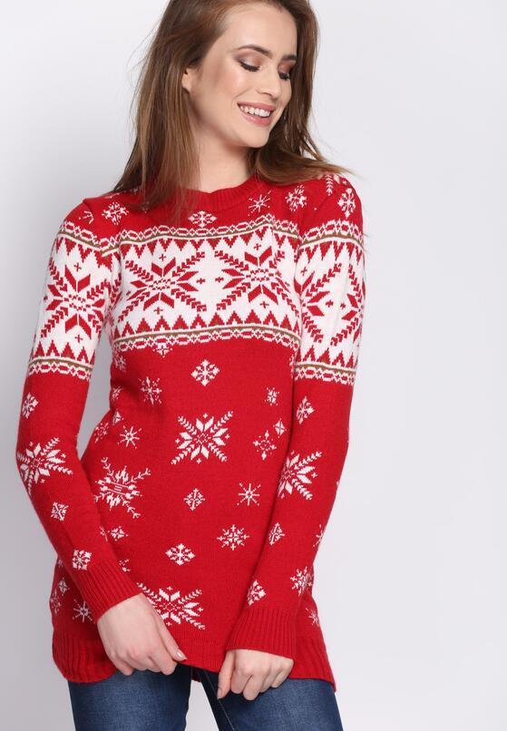 Czerwony Sweter Intelligible