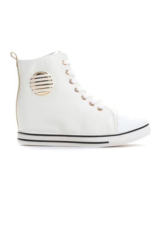 Białe Sneakersy The Passenger