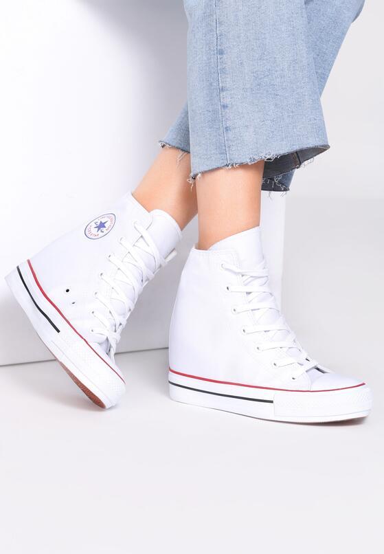 Białe Sneakersy Aspen