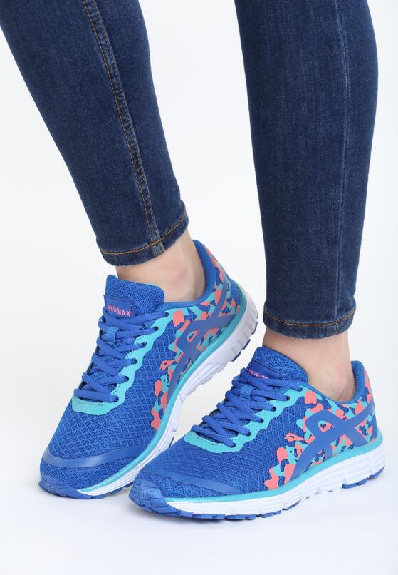Niebieskie Buty Sportowe Eventually