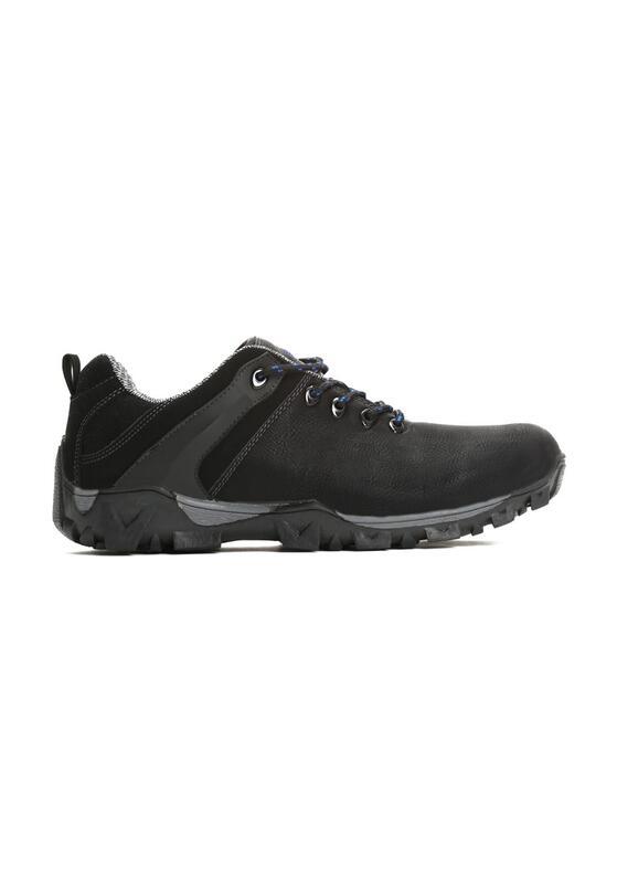 Czarne Buty Sportowe Munchies