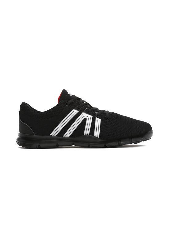 Czarne Buty Sportowe Shugar