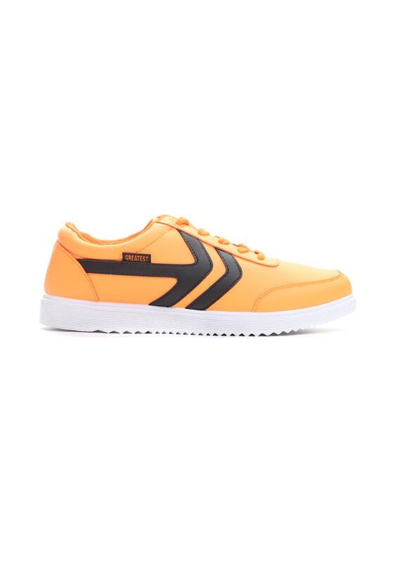 Pomarańczowe Buty Sportowe Apart Suite