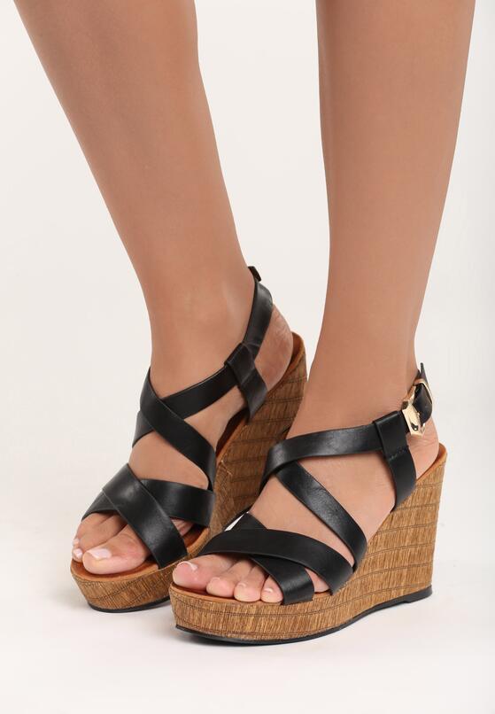 Czarne Sandały Contribute