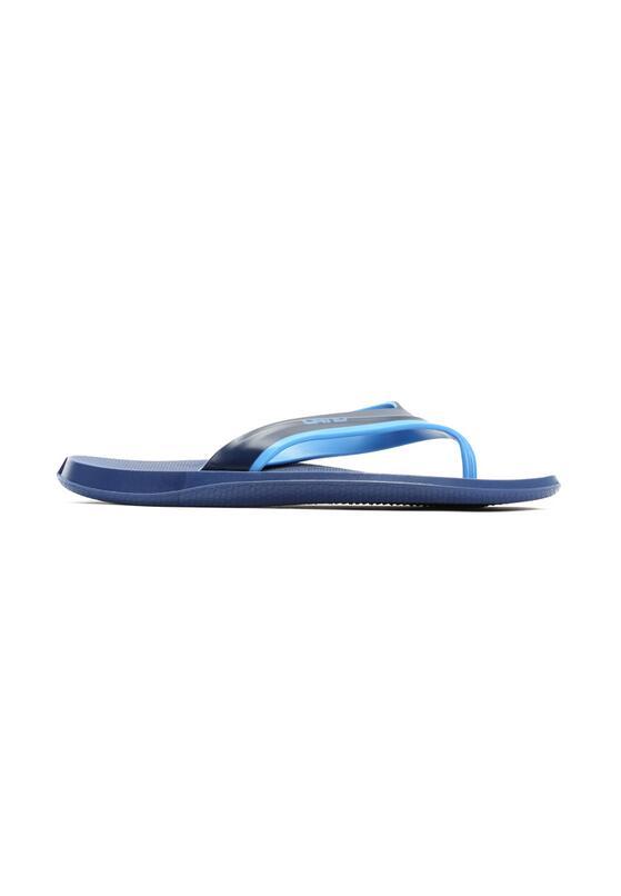 Granatowo-Niebieskie Japonki Flipper