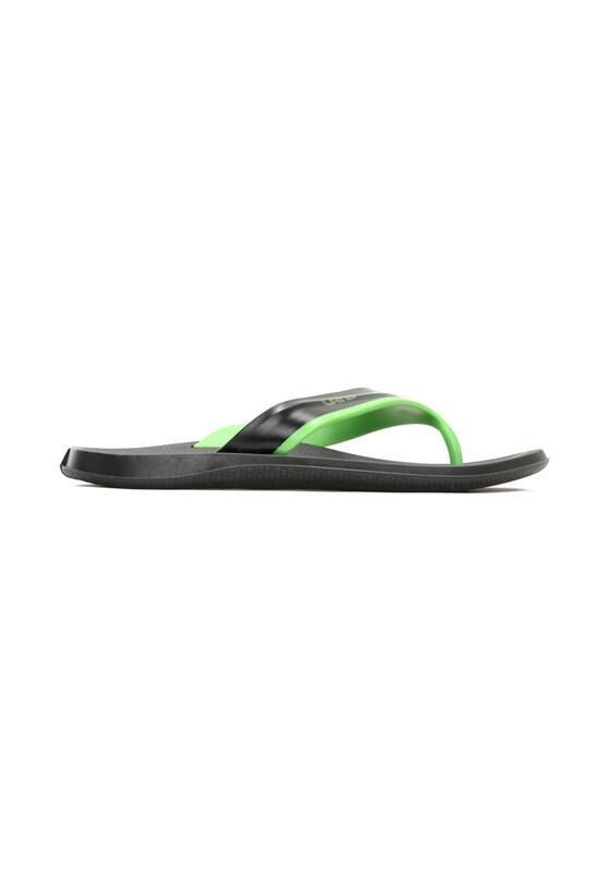 Czarno-Zielone Japonki Flipper