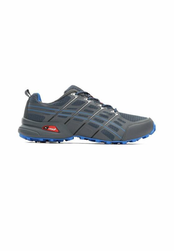 Niebieskie Buty Sportowe Cyrax