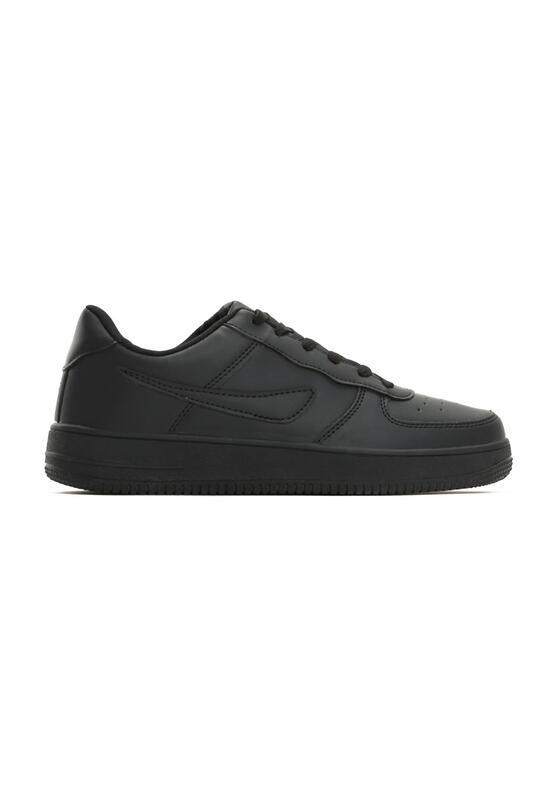 Czarne Buty Sportowe Immortal