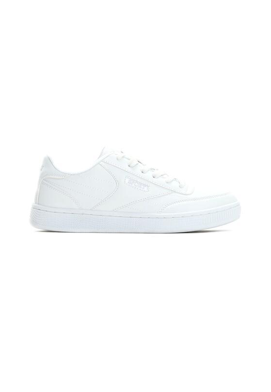Białe Buty Sportowe Tenacious