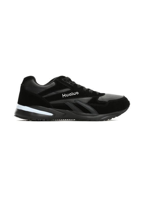 Czarne Buty Sportowe Howler